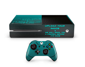 Create your own Xbox One  Skin