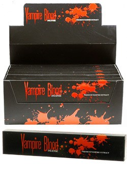 Vampire Blood Incense sticks - Mountain View Candle Works
