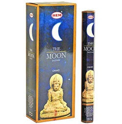 Hem Moon Incense - Mountain View Candle Works