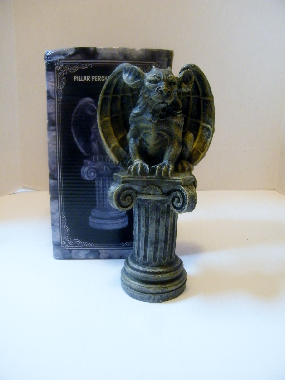 Pillar Gargoyle etc - Mountain View Candle Works