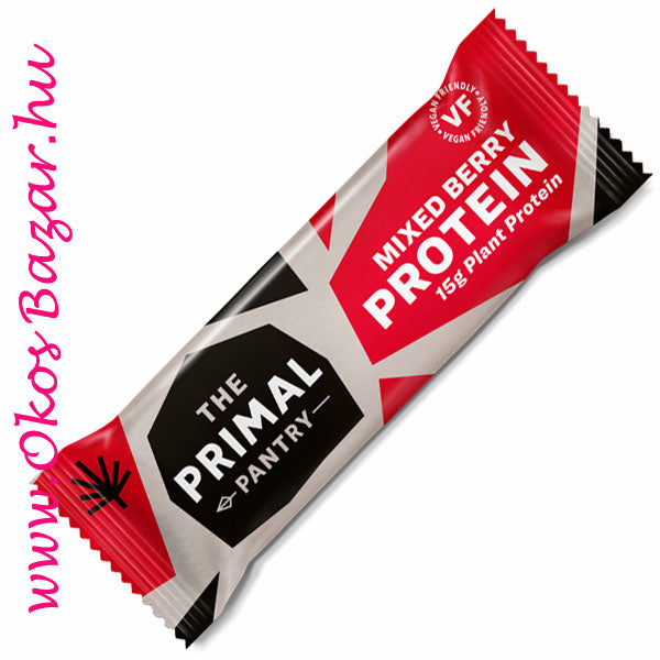 Primal Pantry Mixed Berry Protein Bar
