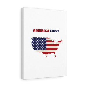 America First - Canvas Gallery Wrap