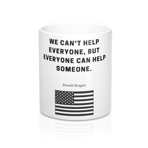 Ronald Reagan Mug 11oz