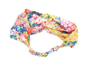Mummy and me Liberty Print twist Head band