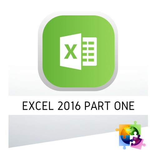 Microsoft Excel 2016 Part One