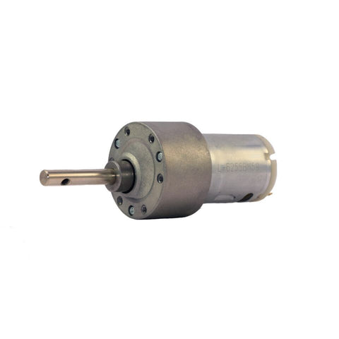 12v DC Johnson Side Shaft Gear, Geared Motor 300 rpm High Torque - A Grade - Robodo