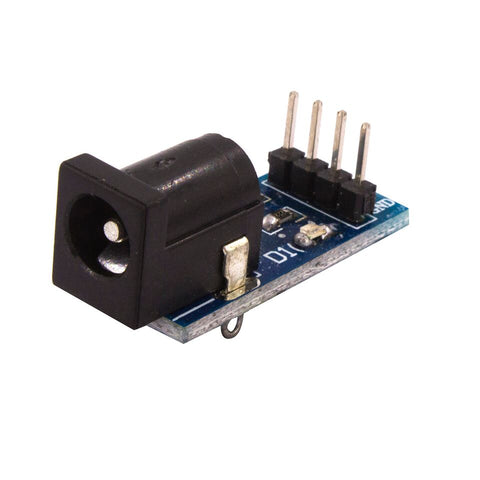 Dc power supply module for dc power adapter plate - Robodo