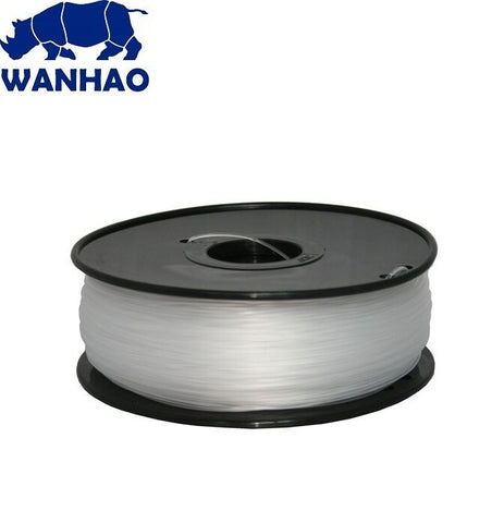 Wanhao Transparent ABS 1.75 mm 1 KG Filament for 3d printer - Premium Quality
