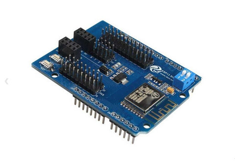 ESP13 Shield Board ESP8266 Web Sever Serial Wi-Fi Expansion Board - Robodo
