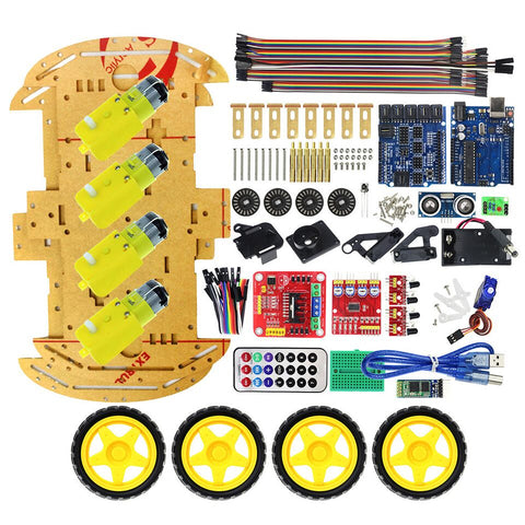 Smart car kit Electronic kits