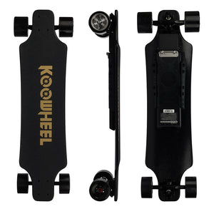 Koowheel D3M Gen 2 Electric Skateboard - Free Shipping & Tax