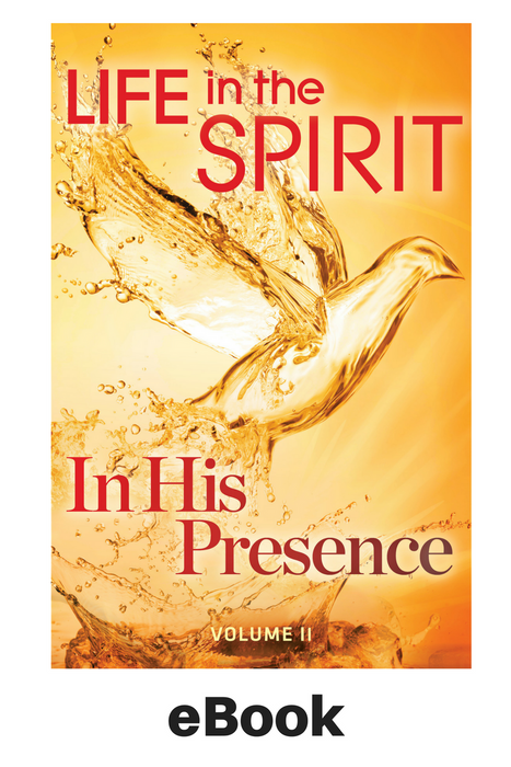 eBook - Life in the Spirit - Holy Spirit Series VOL.2