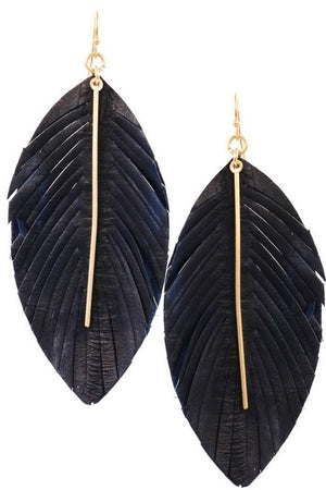 Leather Feather