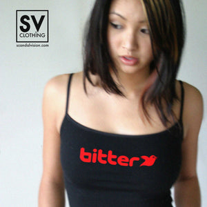 """Bitter Bird"" Tank Top"