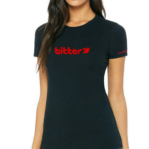"""Bitter Bird"" Women's T-Shirt"