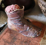 Childs Victorian Shoes and Harvest Bells Book Gathering