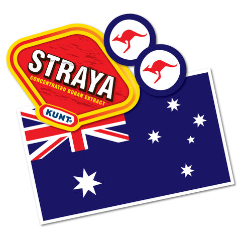 Australia Sticker Pack