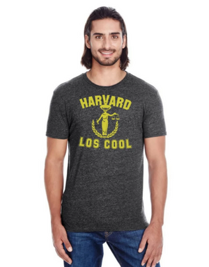 Harvard Los Cool - Short sleeve soft t-shirt unisex