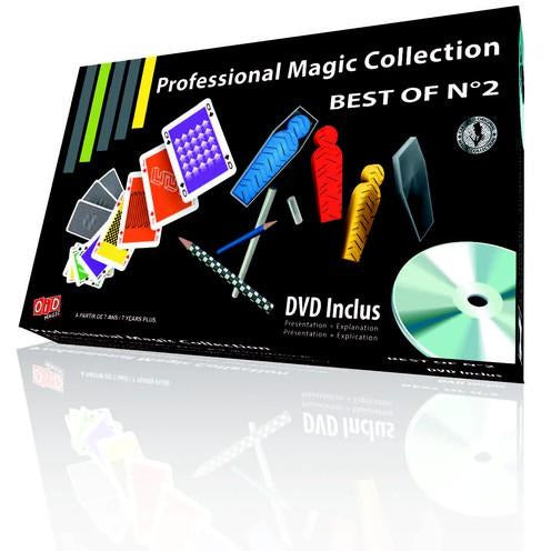 BEST OF No2       3 TRICKS AND ILLUSIONS  WITH DVD