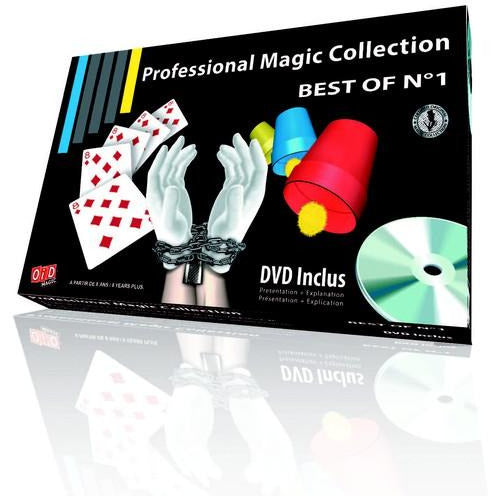 BEST OF No1        3 TRICKS AND ILLUSIONS  WITH DVD