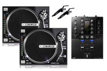 Reloop RP-8000 Package with DJM-S3 and Needles
