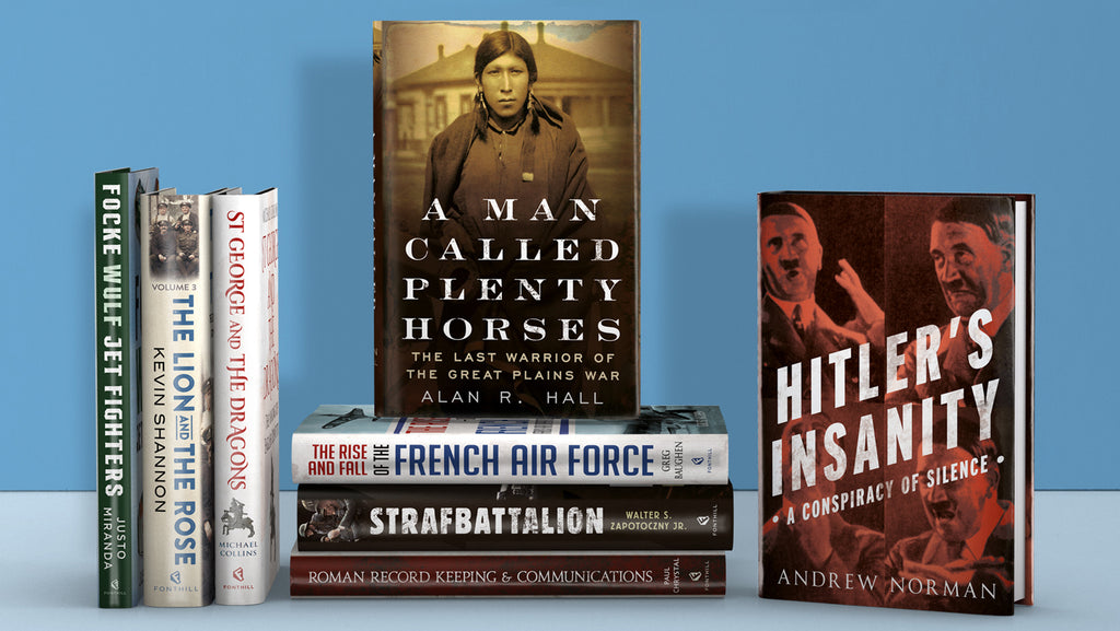 Our latest hardback releases