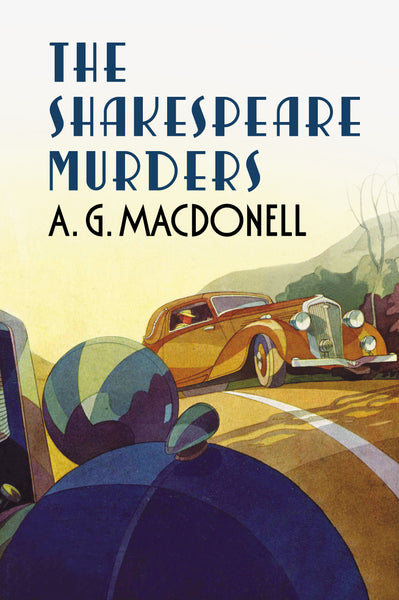 The Shakespeare Murders