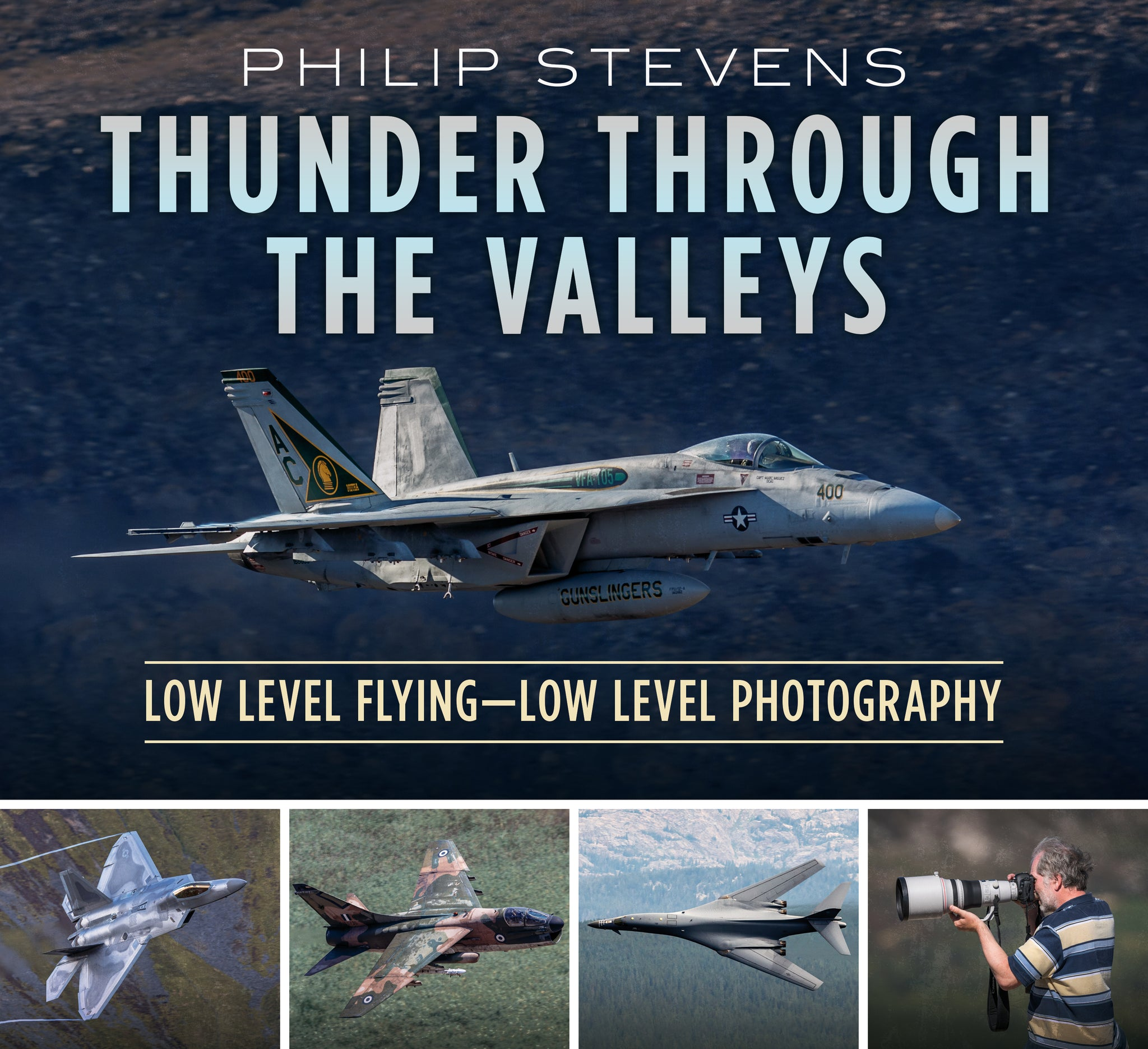 Thunder Through the Valleys - available from Fonthill Media