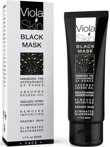 Black Face Peel Mask