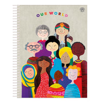 CUADERNO DE PLANIFICACIÓN OUR WORLD 2019