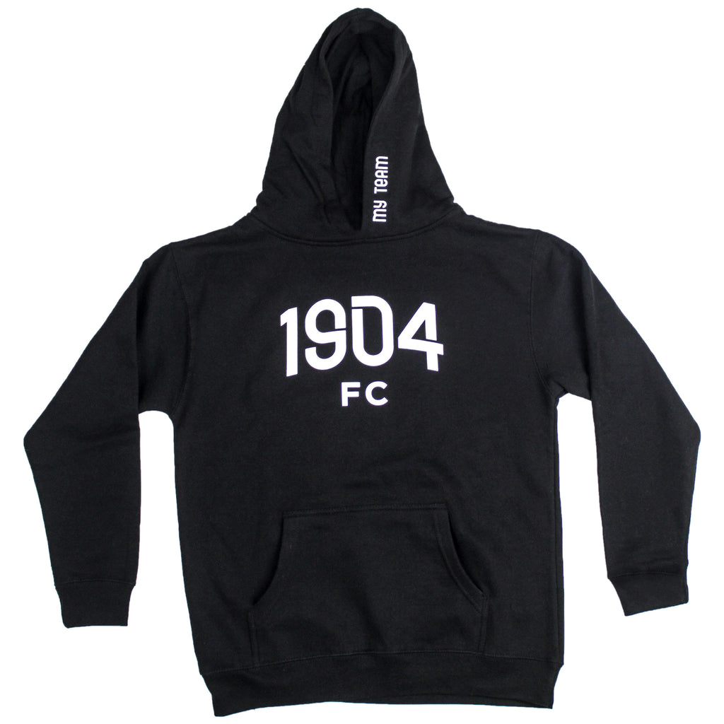 Origin Youth Hoodie - Black