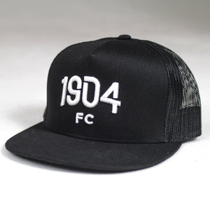 Origin Trucker Hat - Black