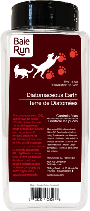 Diatomaceous Earth Topical
