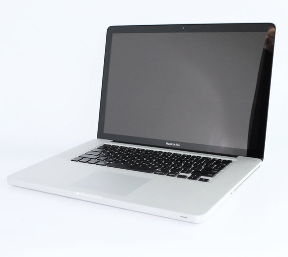 "Apple Macbook Pro (Early 2011) – 15"", i7-2720QM 2.2GHz , 8G, 1TB HD, Grade A Refurbished"
