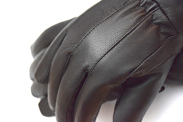 Men's Sheep Leather Winter Gloves - DublinLeather