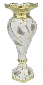 Jocelyn Design 40 Inch Gold Vase