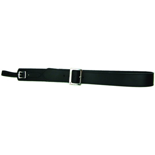 "Fort Bryan 1.75"" Leather Accordion Strap"