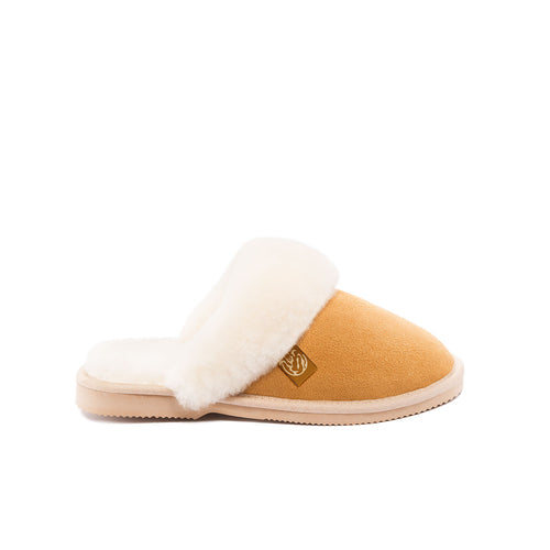 Ladies Sheepskin Scuffs | 100% Australian Made | Roman & Ludmila