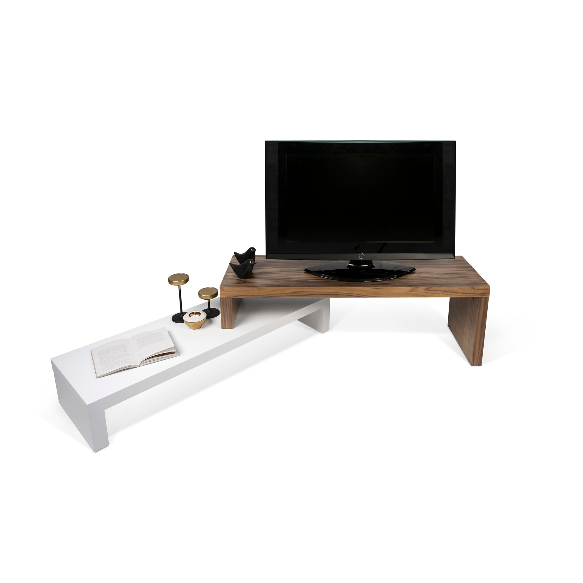 Cliff TV Bench