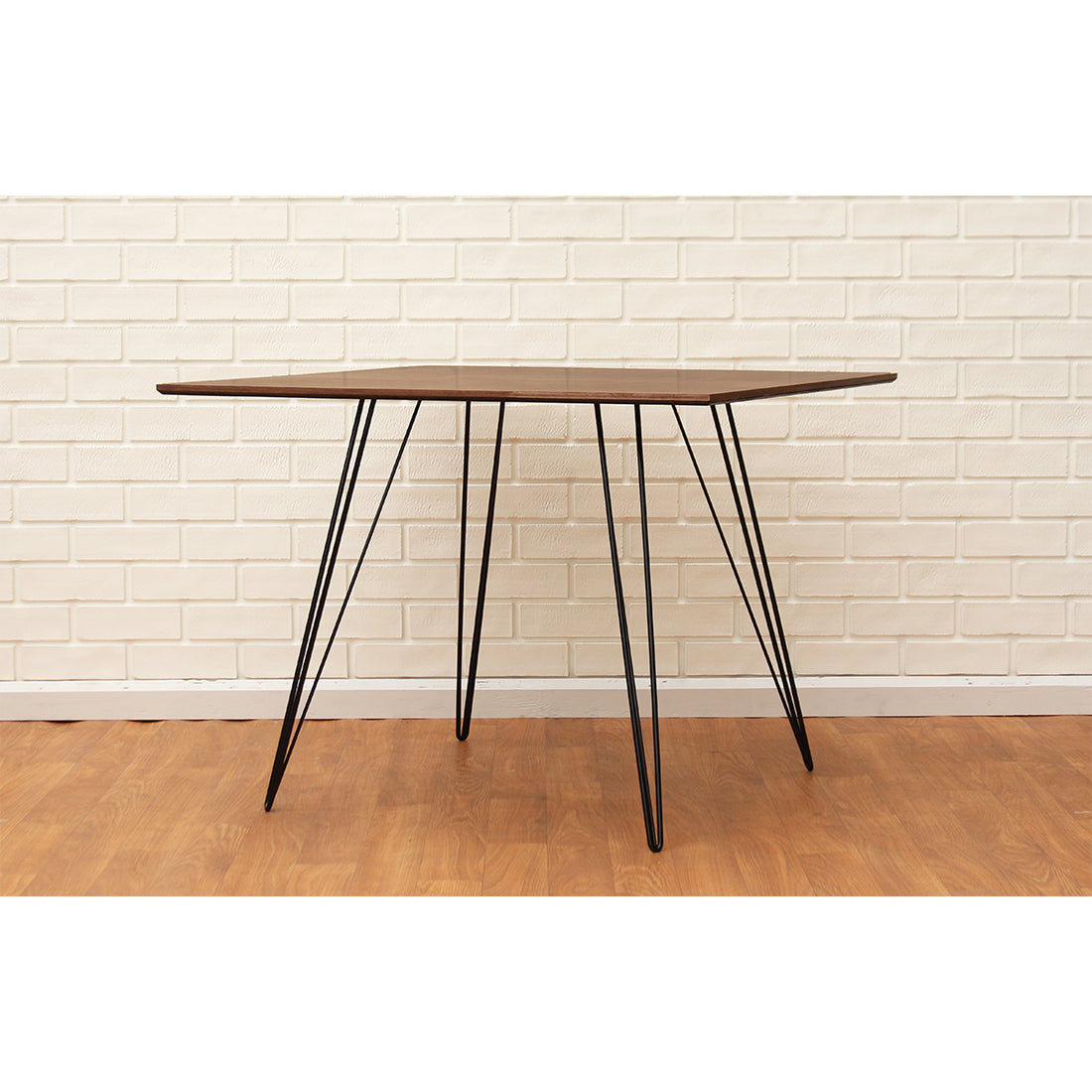 Williams Walnut Small Rectangular Dining Table