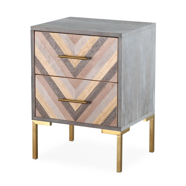 Queenie Side Table/Nightstand