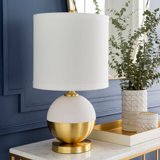 Askew Table Lamp