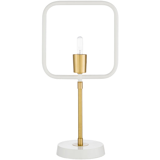 Bowie Square Table Lamp