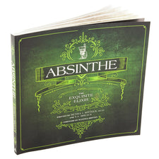 Absinthe Exquisite Elixir Book | The Hour Shop Cocktail Barware