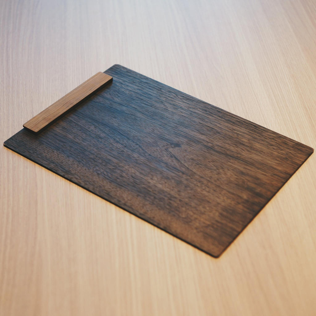 Wood Clip Board