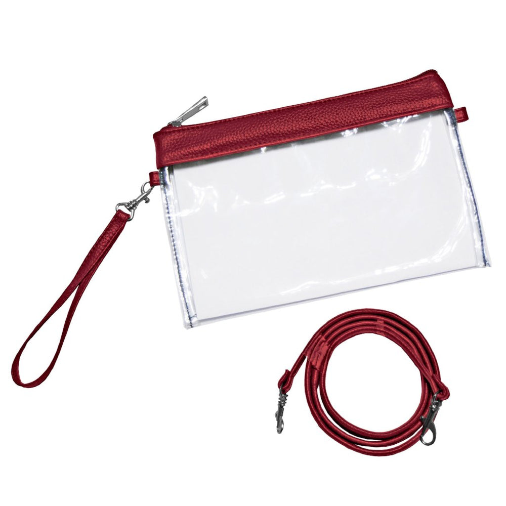 Game Day Clear Stadium Pouch