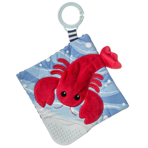Lobbie Lobster Crinkle Teether