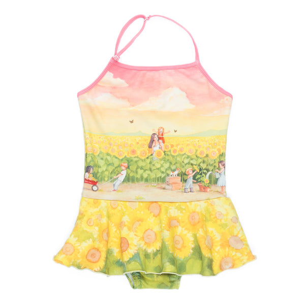 Halter Sunflower