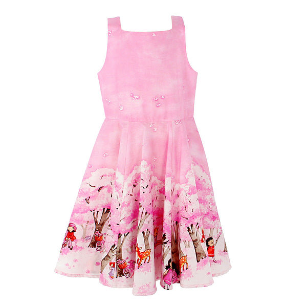Miya Dress Cherry Blossom