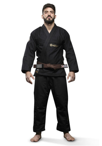 Atama The Classic Black BJJ Gi